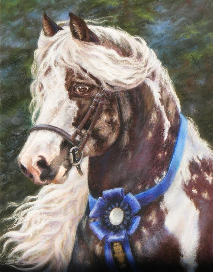 Austin Gypsy Stallion by Denise Horne-Kaplan