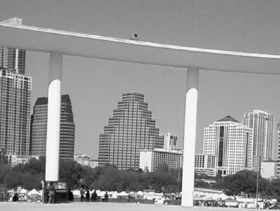Austin Photograph - Austin Skies by Krystyn Lyon