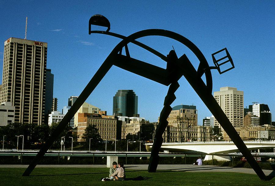 Australia - Brisbane Citiscape Photograph