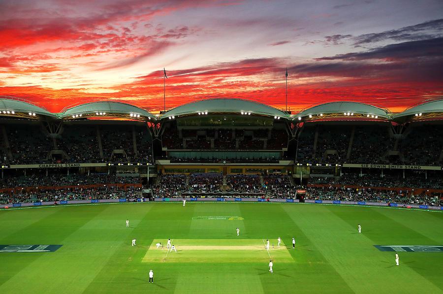 Australia V England - Second Test Day 4 Photograph by Cameron Spencer