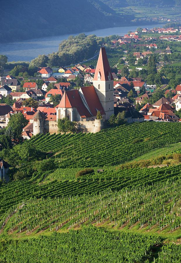 Austria, Wachau, Weissenkirchen, View Photograph by Westend61