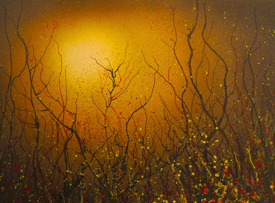 Autumn 2 Painting by Emma Childs