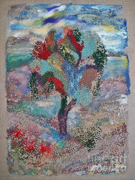 Fall Painting - Autumn by Armen Abel Babayan