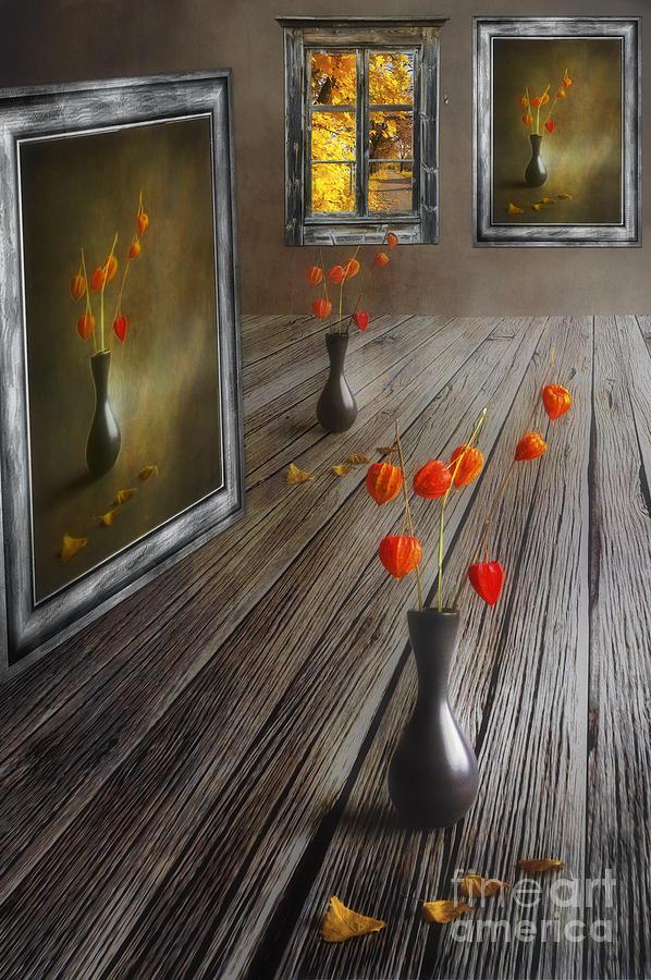 Artist Photograph - Autumn Colours by Veikko Suikkanen