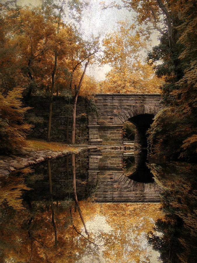 Autumn Photograph - Autumn Echo by Jessica Jenney
