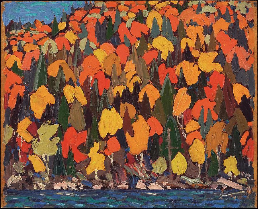 Resultado de imagen para tom thomson paintings