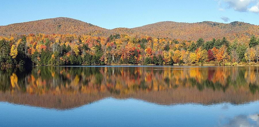 Autumn Photograph - Autumn In Killington Vermont by Bruce Neumann
