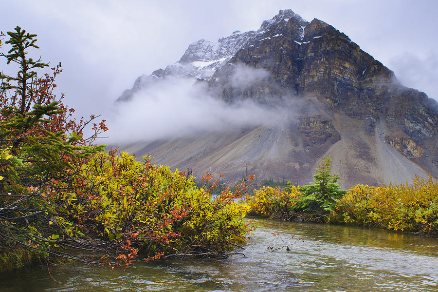 Autumn In The Mountains Photograph
