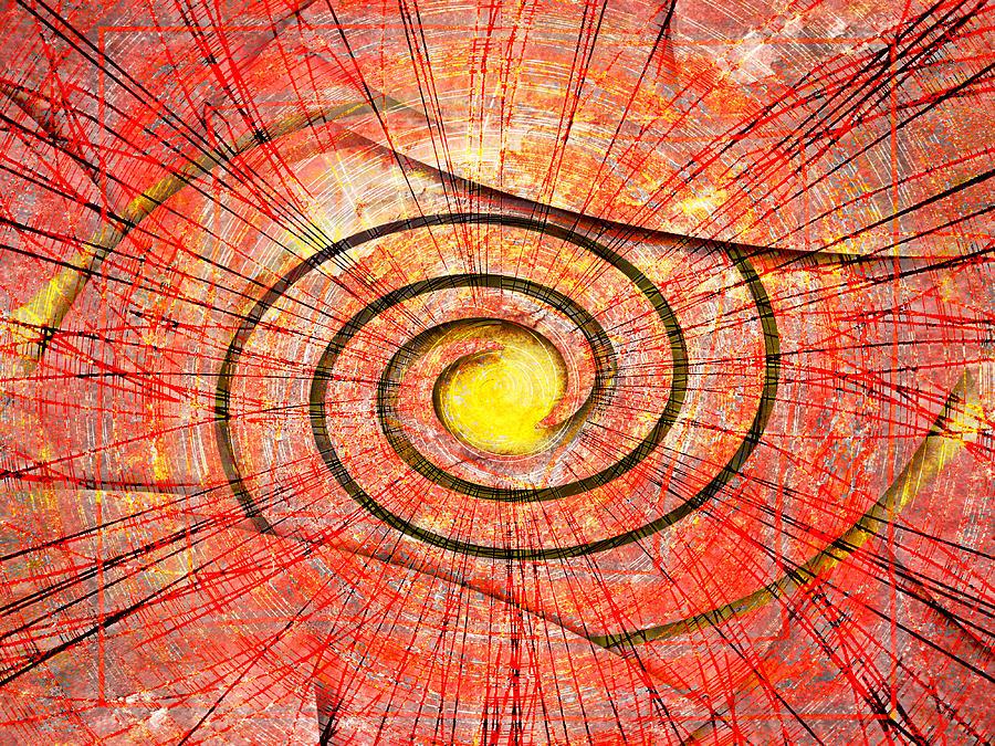 Appear Digital Art - Autumn Joy by Florin Birjoveanu