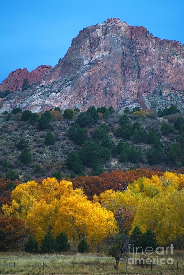 Autumn Of The Gods Photograph