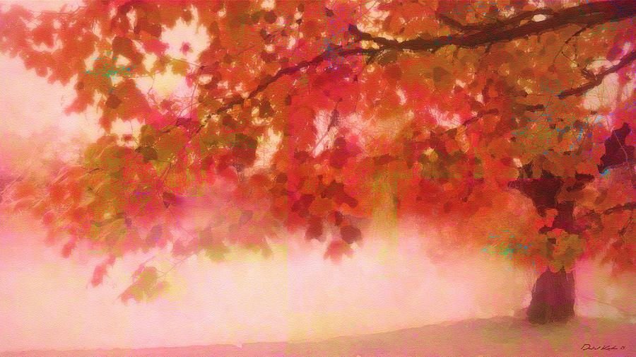 Autumn Pastels Photograph