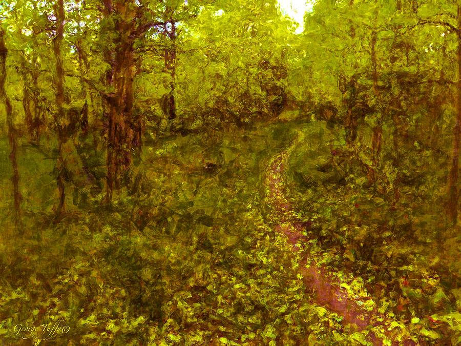 Autumn walk by George Tuffy