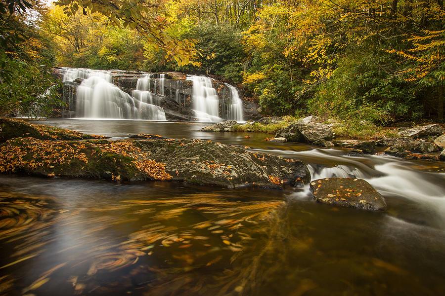 Water Photograph - Autumn Magic by Doug McPherson