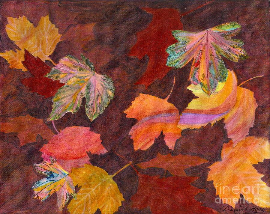 Autumn Painting - Autumn Wonder by Denise Hoag