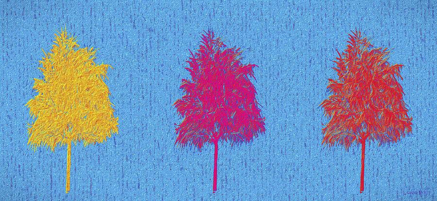 Autumns Tones Digital Art