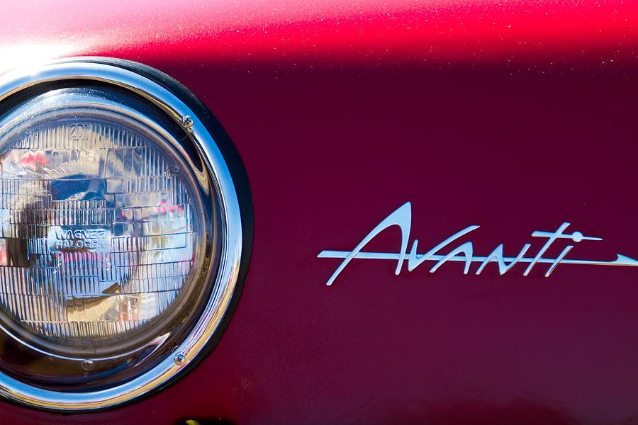 Classic Photograph - Avanti by Bernard  Barcos