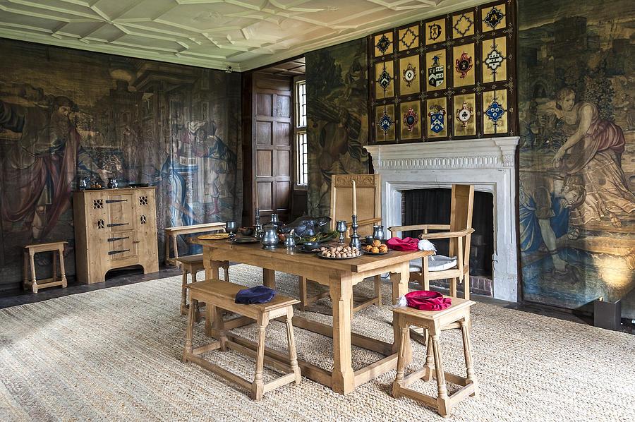 Collection Photograph - Avebury Manor by Svetlana Sewell