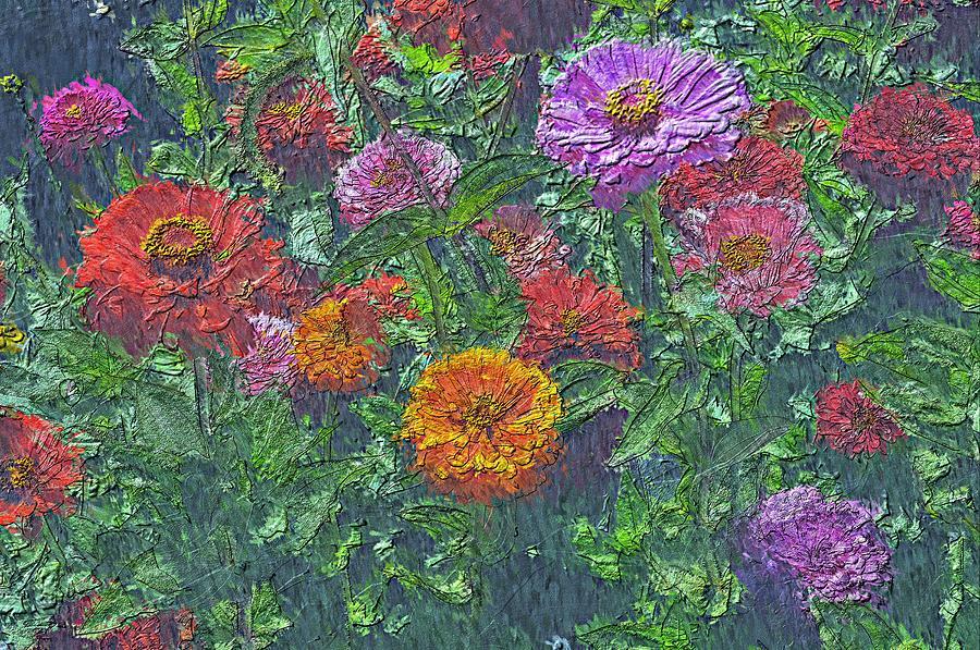 Avila Flowers by Lisa Holland-Gillem