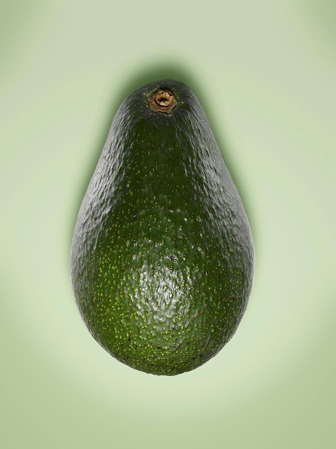 Avocado Photograph by Adrian Burke