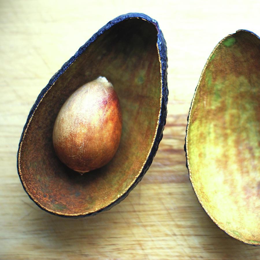 Avocado Photograph by Gregoria Gregoriou Crowe Fine Art And Creative Photography.