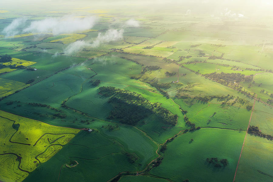 Avon Valley Photograph by Neal Pritchard Photography