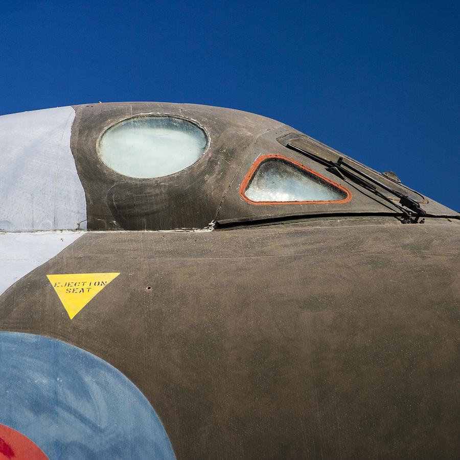 Plane Photograph - Avro Vulcan B.mk 2 Bomber by Carol Leigh
