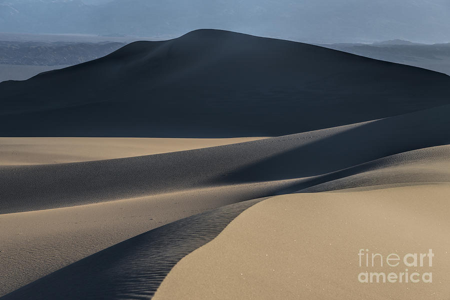 Death Valley Photograph - Awakening  by Sandra Bronstein