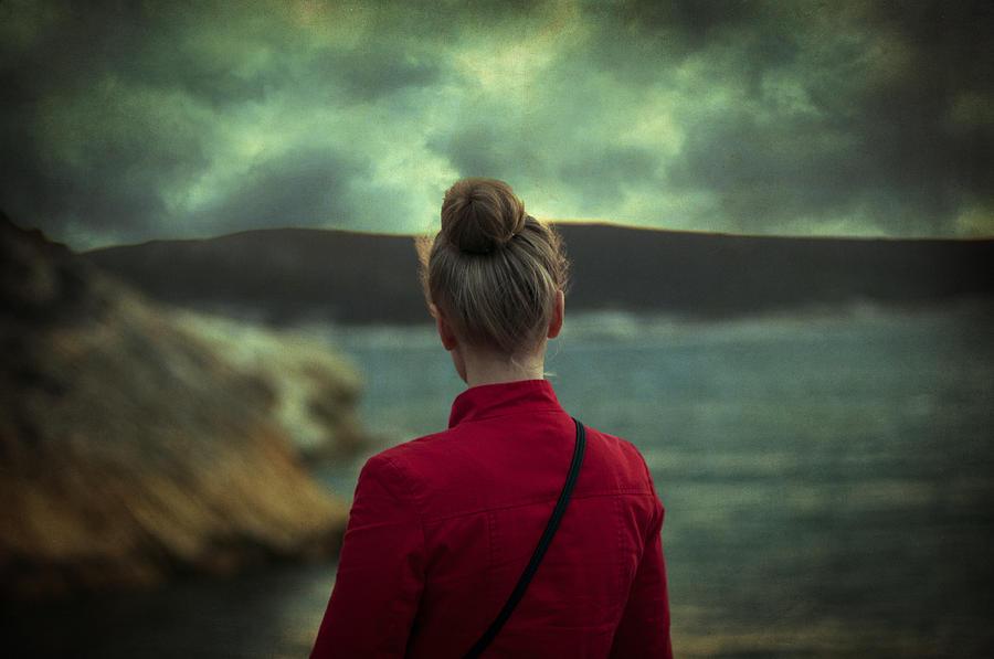 Woman Photograph - Awakening by Taylan Apukovska