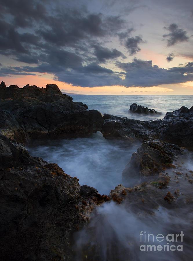 Cauldron Photograph - Awash by Mike  Dawson