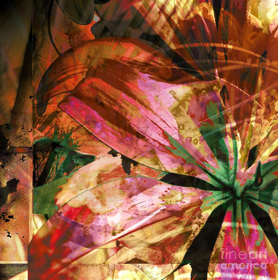 Awed Mixed Media by Yanni Theodorou