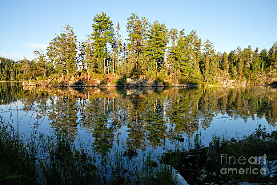 Nature Photograph - Awesub Morning by Larry Ricker