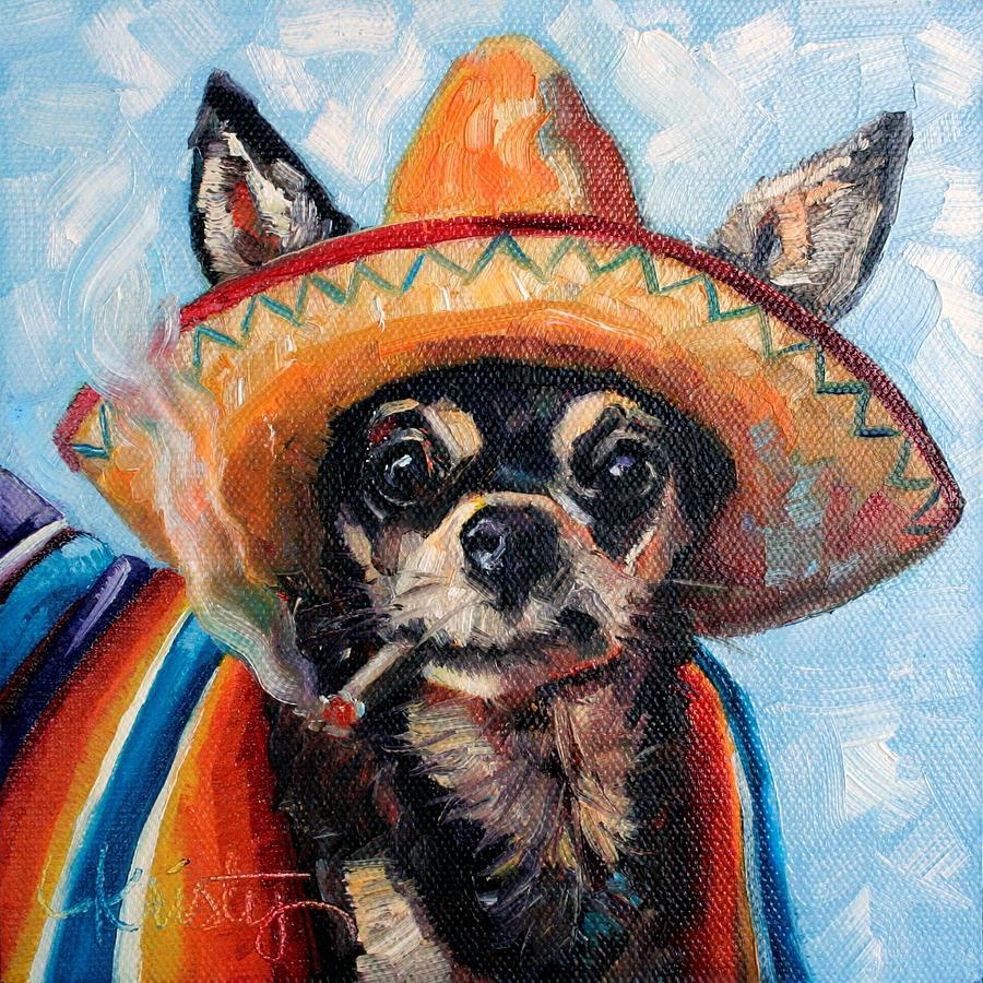 Canvas Painting Of Your Dog