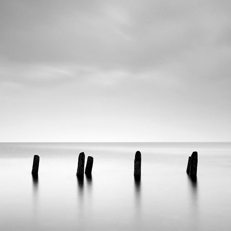 Seascape Photograph - Ayrshire Coast by Grant Glendinning
