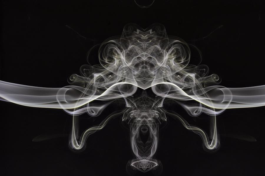 Smart Photograph - Aztec Dancer by Mike Farslow