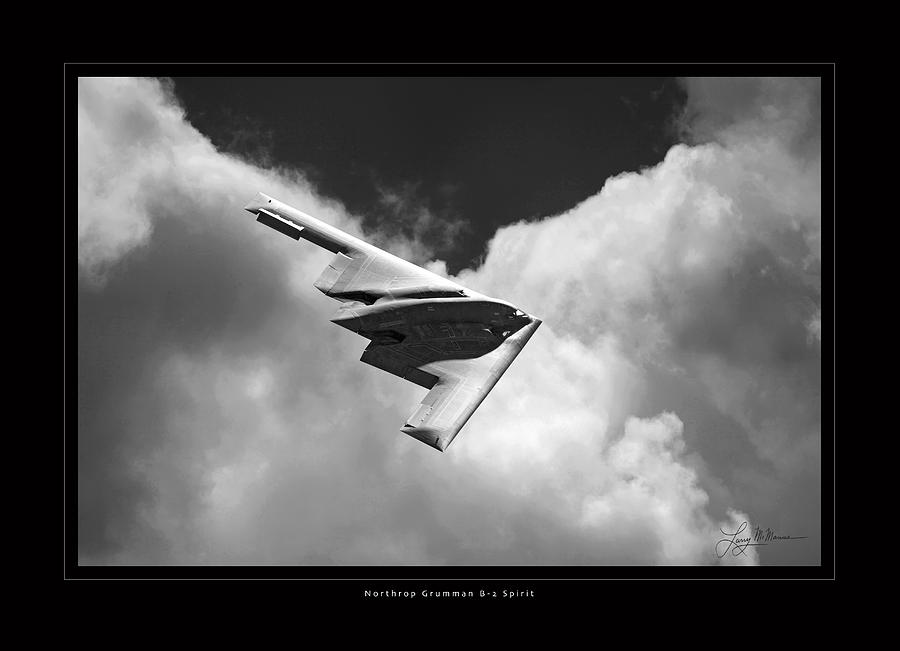 B-2 Spirit Photograph by Larry McManus
