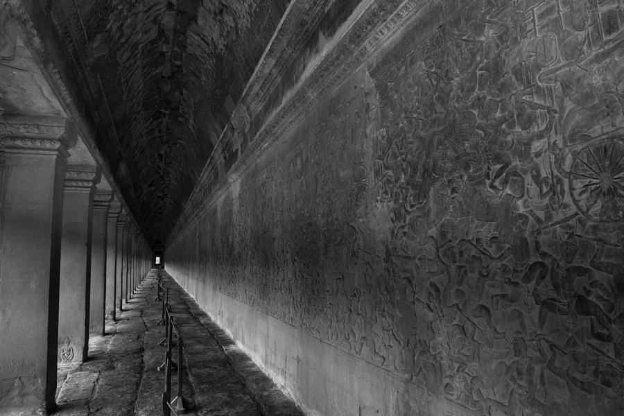 B n W Cambodia Siem Reap 01 by Sentio Photography