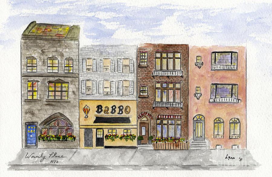 Babbo @ Waverly Place by AFineLyne