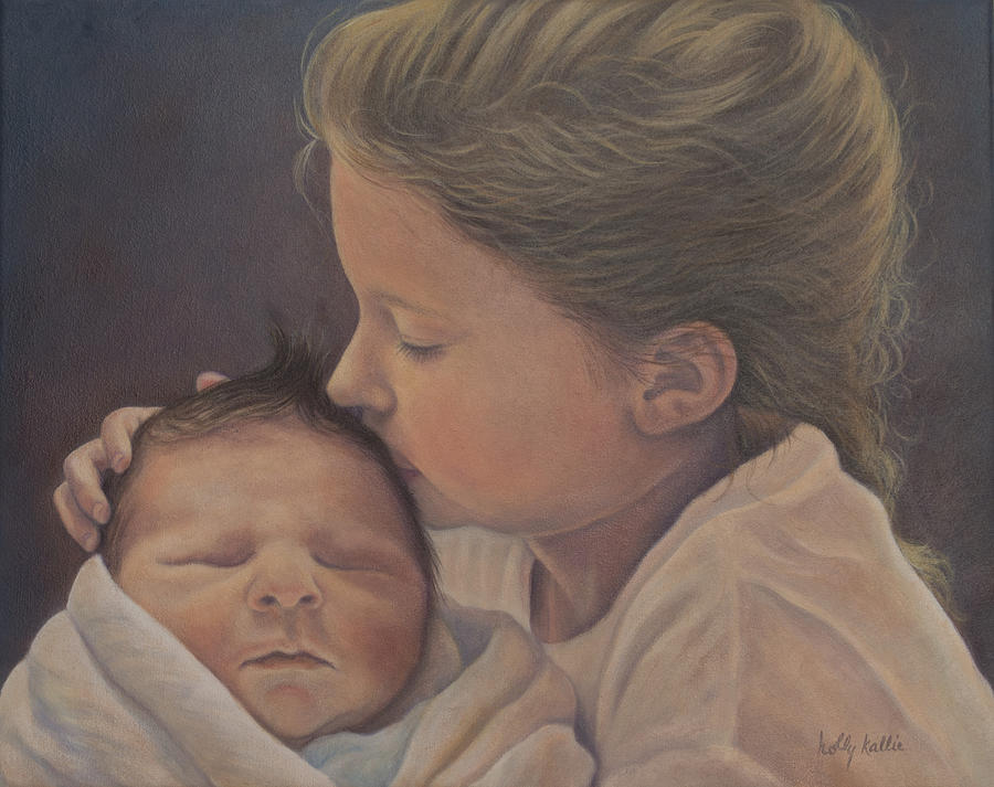 Baby Brother by Holly Kallie
