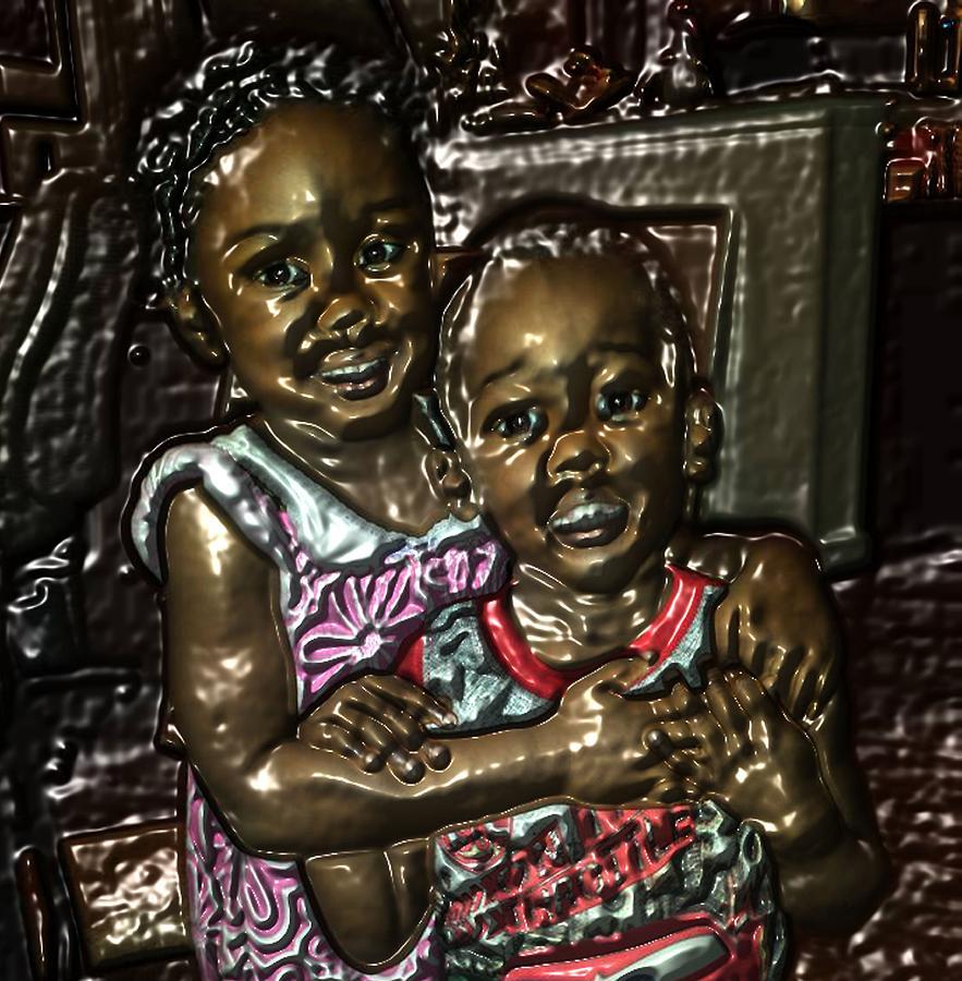 Baby Dolls Photograph