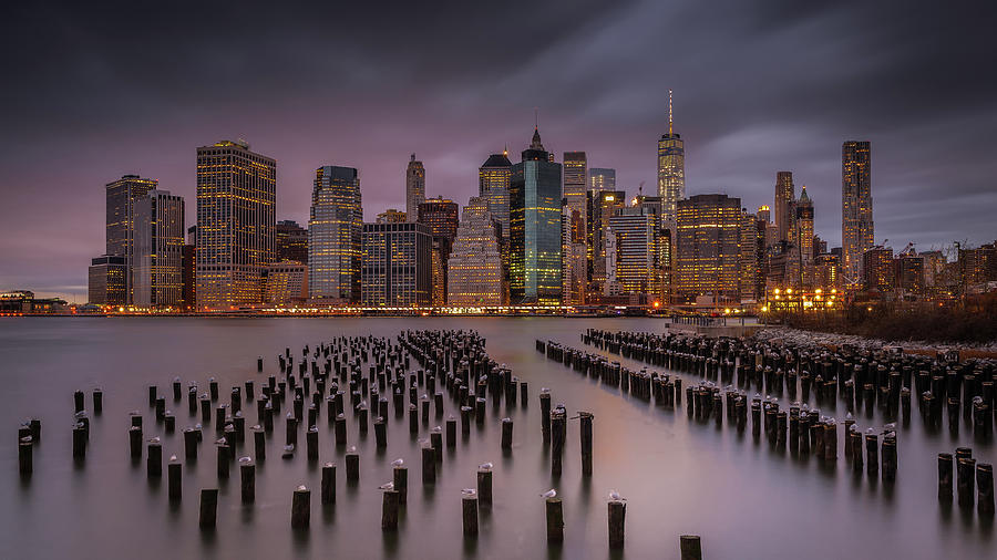 Manhattan Photograph - Back Home by Andreas Agazzi