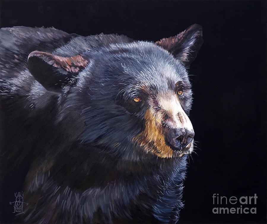Back in Black Bear by J W Baker