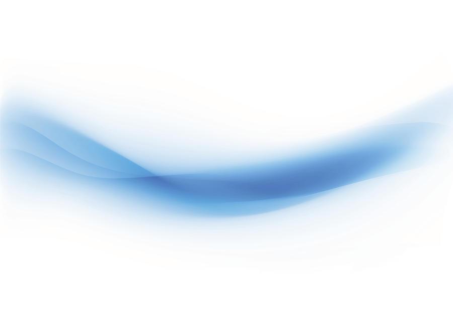 Background Swirl Blue Digital Art by Iconeer