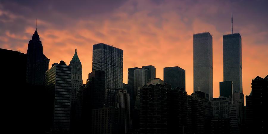 New York City Photograph - Backlit by Joann Vitali