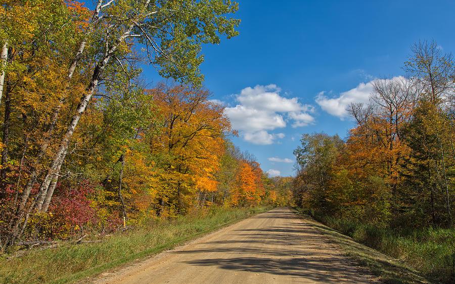 Backroads by John M Bailey