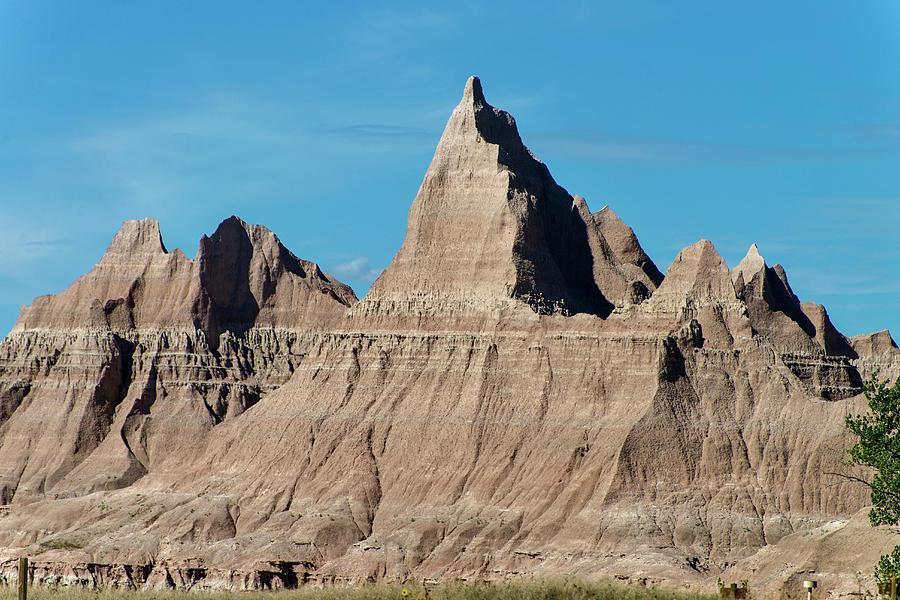 Badlands National Park, South Dakota Photograph by Mark Newman