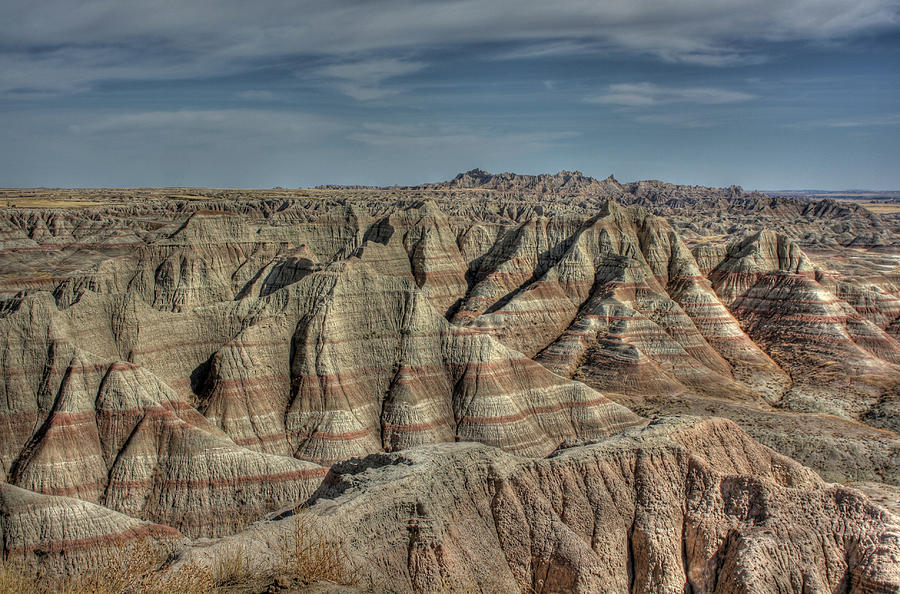 Badlands Photograph by Photo By Mike Kline (notkalvin)