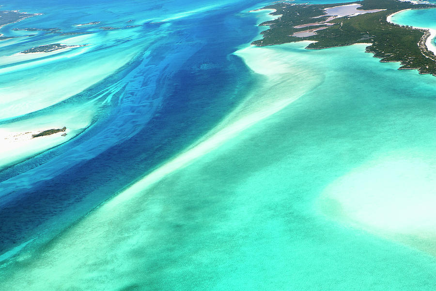 Bahamian Water Color Photograph by Win-initiative
