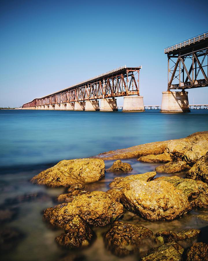 Bahia Honda State Park Florida Photograph by Ferrantraite