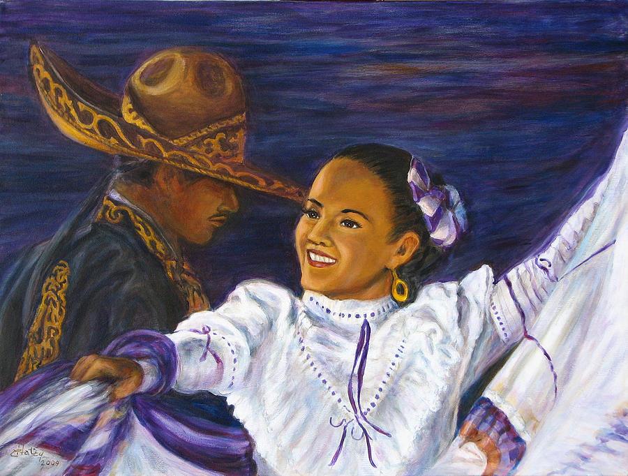 Baile en La Noche    by Pat Haley