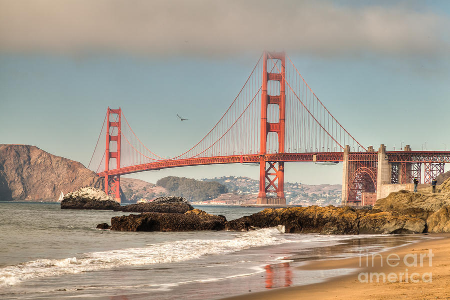 Baker Beach by Charles Garcia